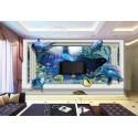 [Aquarium View Wallpapers]