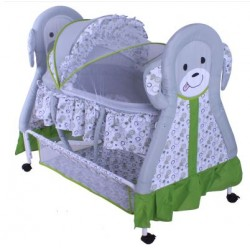 Brand New Cool Baby Cartoon Style Baby Bassinet