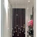 Beautiful Pattern Octagonal Beaded Curtains Door Curtain Room Divider.