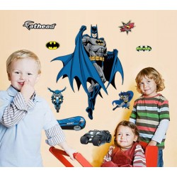 Removable Wall Sticker-Batman