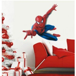 Removable Wall Sticker-Spider Man
