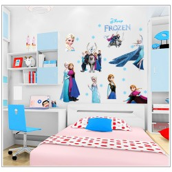 Removable Wall Sticker-Frozen