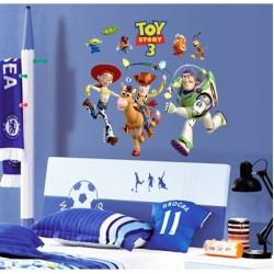 Removable Wall Sticker-Toystory