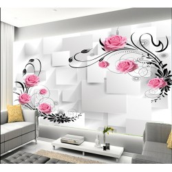 Innovative 3D View Wallpapers Custom Made