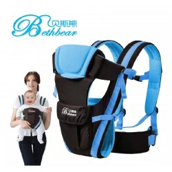 Brand New Breathable Ergonomic Baby Pouch Carrier-- 4 Positions